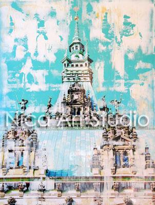 Rathaus, 2014, 4 : 3 Format, Print