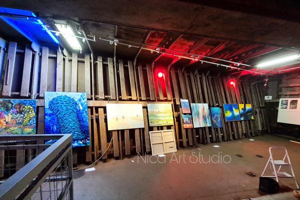 Impression of the installation