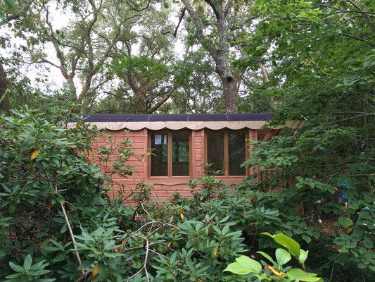 Roulotte ISBA - Jardin Boheme