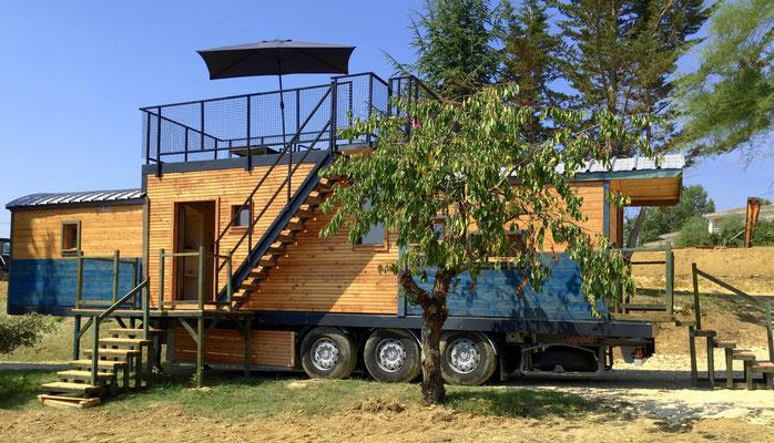 Maison Nomade by jardin boheme