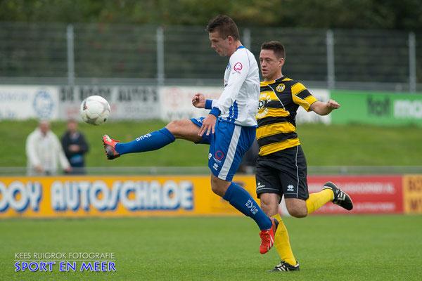 Mike van der Steen zoekt opnieuw de aanval