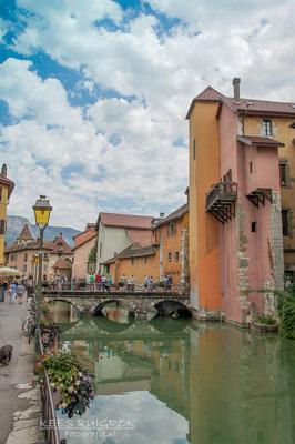 Centre de ville Annecy