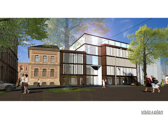 Entwurf: Architektur von Domaros und Partner