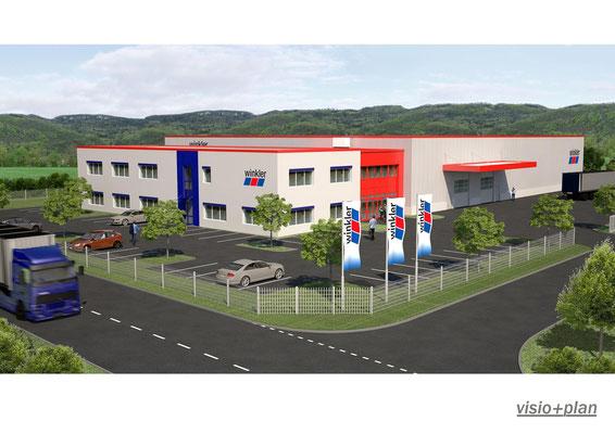 Entwurf: Bauunternehmung Böpple GmbH