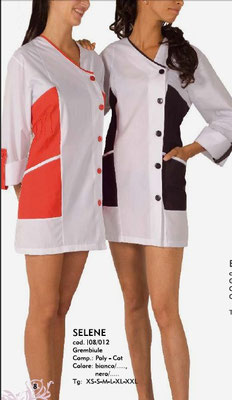 SELENE casacca colori a Tua scelta - tg xs/xxl