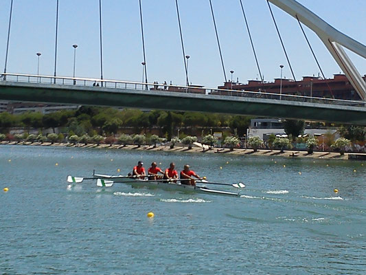Campeonato de España Junio 2015 Sevilla