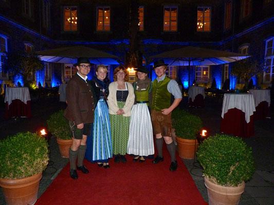 2013 auf der ANUGA in Köln mit Annette Fassl