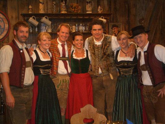 2006 Wirtshausmusikanten, damals noch beim Wasmeier
