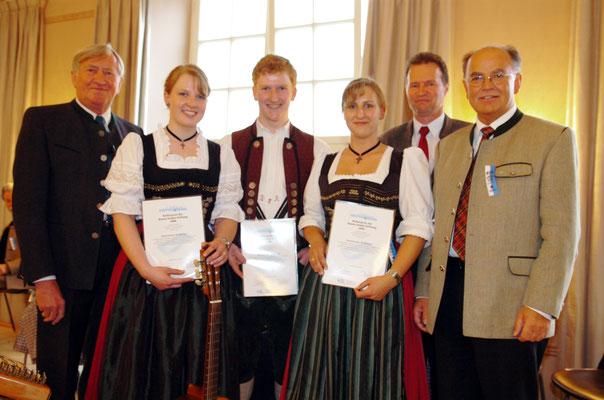 Beim Tag der Volksmusik in Wildbad Kreuth