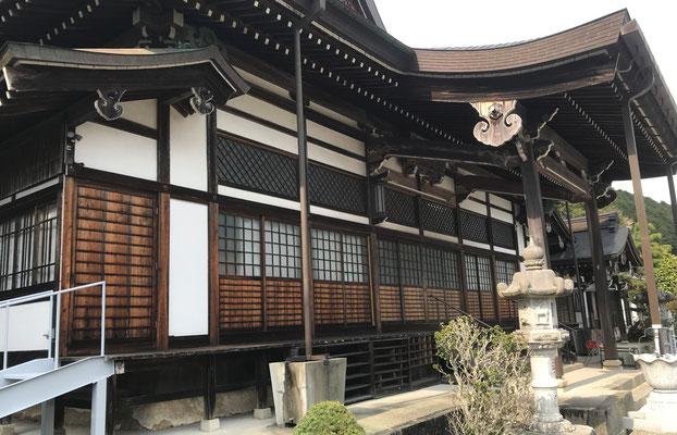 お寺 建具改修工事