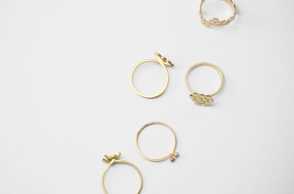 Astrid Eckert, Fine Jewellery, einzigartiger Schmuck, Unikate, Goldschmiedearbeit, Architekturschmuck