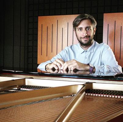 Dimitris Zervas, Klavierlehrer München-Neuhausen, Nymphenburg, Laim, Pasing