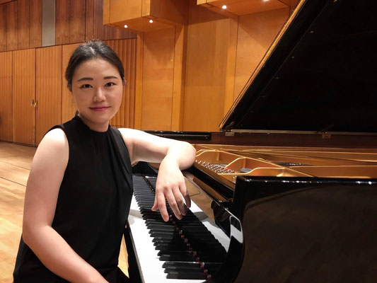 Ji-Eun Park, Klavierlehrerin in München-Ost, Trudering, Berg am Laim, Haidhausen