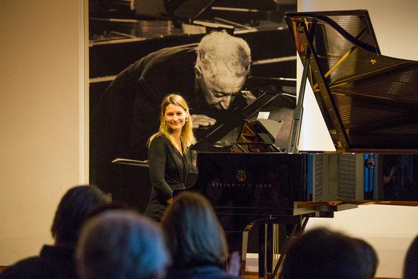 Adventskonzert der Internationalen Klavierschule München Dezember, 2017 ©Eugene Nakamura