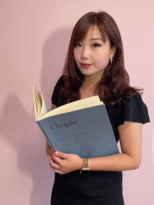 Yuchi Lin-Szechenyi , Klavierlehrerin in München-Riem, Trudering, Ramersdorf, Perlach