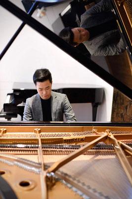Yeonwoo Park, Klavierlehrer in München-Nymphenburg, Neuhausen, Laim, Moosach