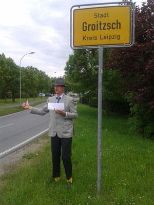 Kein Benzin mehr, auf nach Dänemark