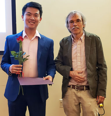 Berwin Yuan, Dr. David Straney