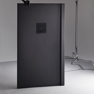 Plato de ducha Liso Enmarcado Frontal
