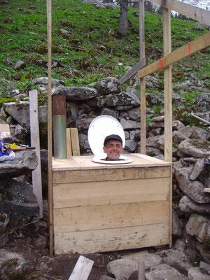 Le Panard WC et son créateur