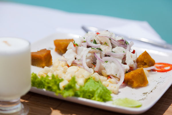 Nationalgericht Ceviche