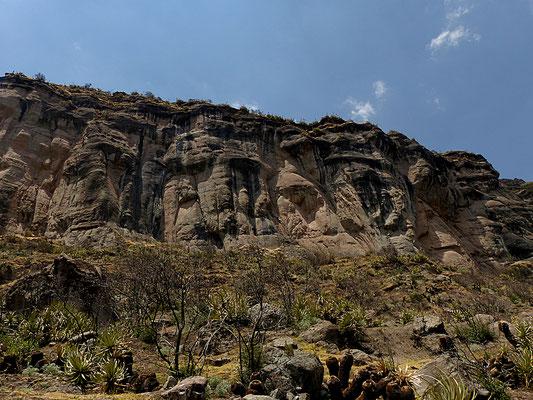 Bei diesem Anblick würden die Inkas heute über den Mount Rushmore nur schmunzeln