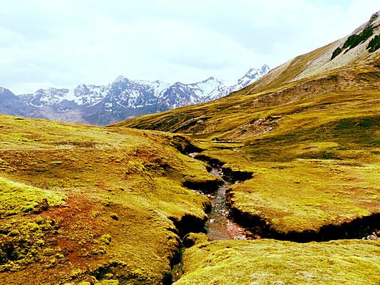 Und einer Gegend, die vielleicht etwas an die Highlands in Schottland erinnert