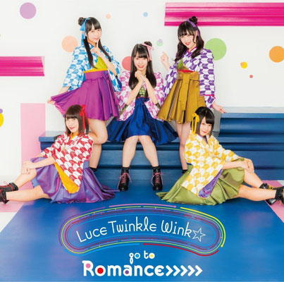 Luce Twinkle Wink☆ - go to Romance>>>>>