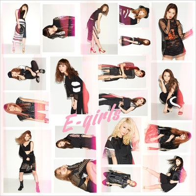 E-girls - Pink Champagne