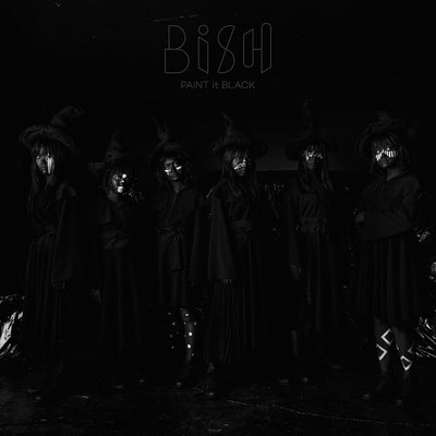 BiSH - PAINT it BLACK