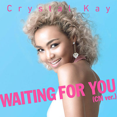 Crystal Kay - Waiting For You (CM Version)