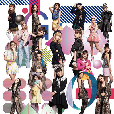 E-girls - Go! Go! Let's Go!