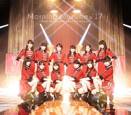 Morning Musume '17 - BRAND NEW MORNING / Jealousy