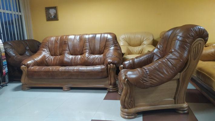 Mercedes диван и кресло