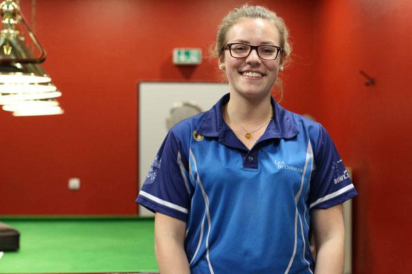 2. Platz Vereinsmeisterschaft Jugend: Lea Buchbauer