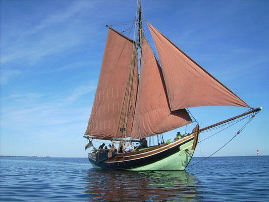 Die Freundschaft - Schulschiff der Freien Waldorfschule Cuxhaven