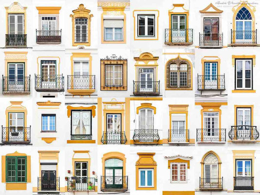 Windows of the world : Evora
