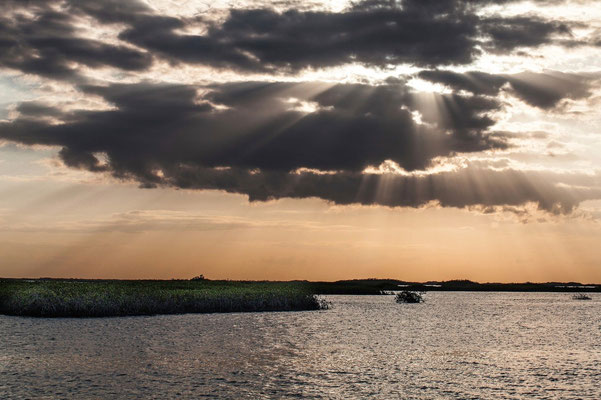 Seascape sunset photograph  © Patrice Laborda