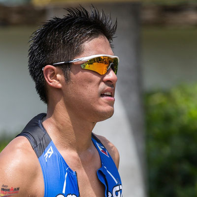 triathlon athlete photograph © Patrice Laborda