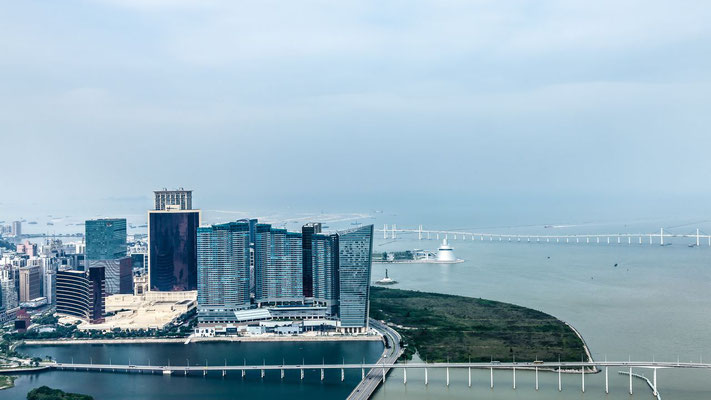 Photography of a Skyline of Macau