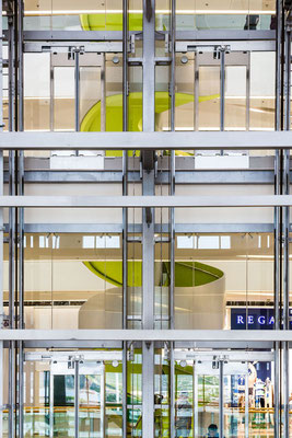 Modern Elevator architecture picture