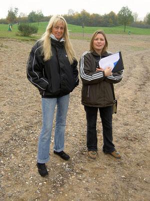 Birgit Nitschke und Tanja Rehrmann