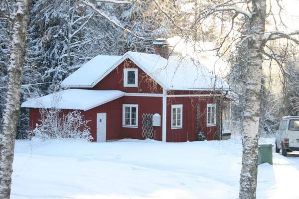 Das Haus im Winter I
