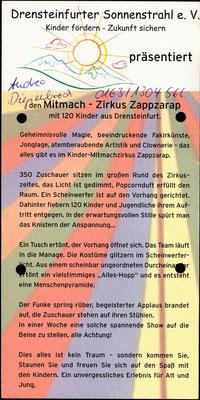 Zirkus ZappZarap