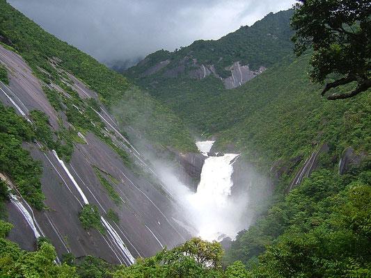 千尋の滝 (せんぴろのたき) 屋久島