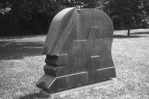 Horst Antes, 12.5._31.8. 1990, Abteigarten Lemgo