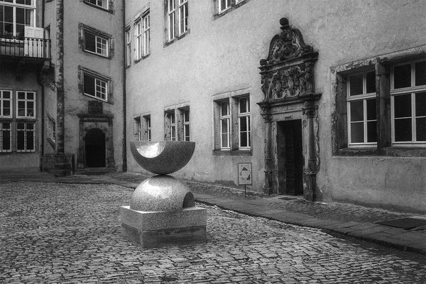 Max Billl, 24.6._12.8. 1984, Schloss Detmold