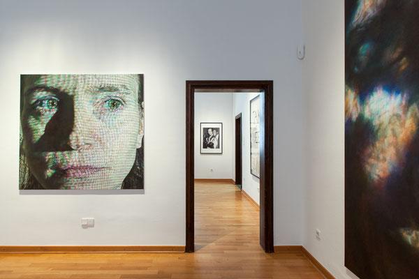 Karin Kneffel und Meisterschüler, 9.11._7.12. 2014, Städtische Galerie Eichenmüllerhaus Lemgo