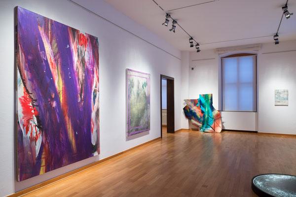 Klasse Katharina Grosse, 22.6._17.8. 2017, Städtische Galerie Eichenmüllerhaus Lemgo