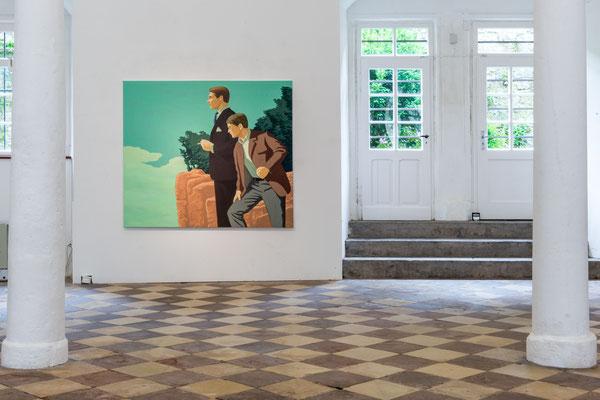 Christian Brandl, 10.4._16.5. 2016, Schloss Detmold